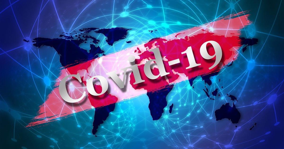 COVID-19: Χάρτες με κρούσματα του κορονοϊού